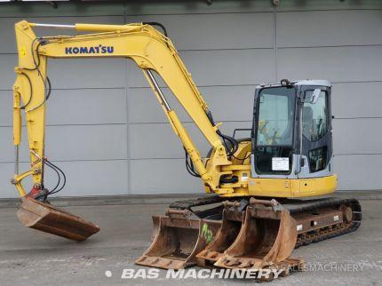 KOMATSU PC 78