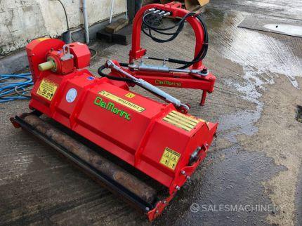 DEL MORINO Centurion 132 Bank/Slope Mower