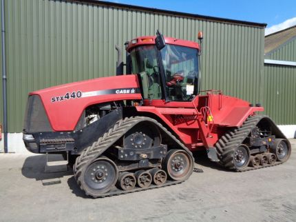 CASE QUADTRAC STX440 Bulgaria