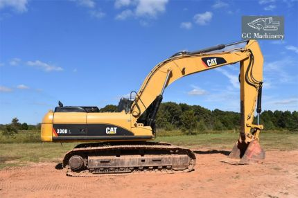 CATERPILLAR 330DL United Kingdom
