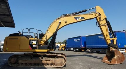 CATERPILLAR 336 Bulgaria