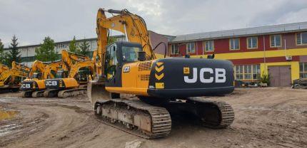 JCB JS290 Bulgaria