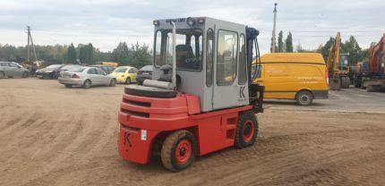 KALMAR DB4-500 Bulgaria