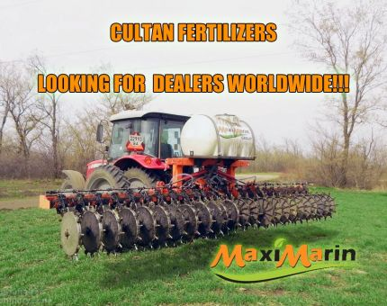 MAXIMARIN CULTAN FERTILIZER  Ukraine