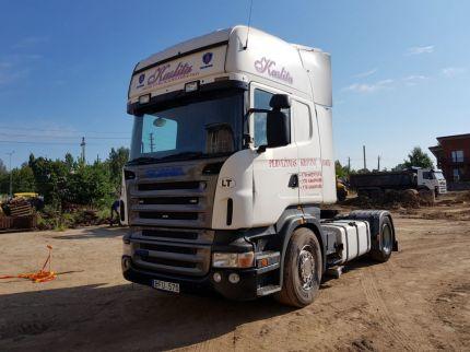 SCANIA R420 Bulgaria