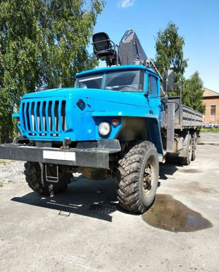 URAL 4320 Russian Federation